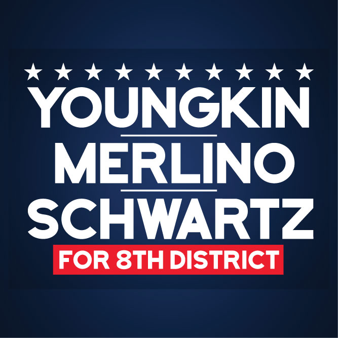 Youngkin, Merlino, Schwartz for New Jersey