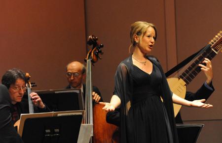 - Carmel Bach Festival showcase concertSunset Center Theater, Carmel CA