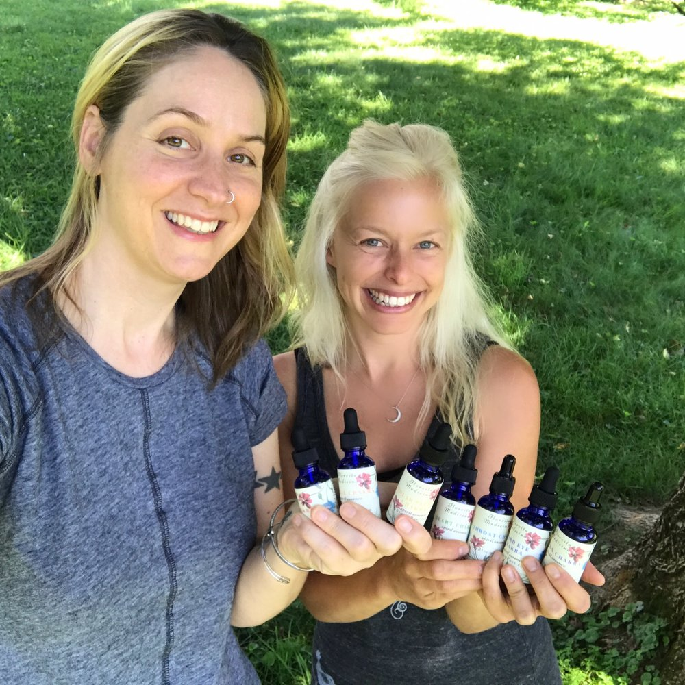 Just Made! - Exciting new flower essences to support the Chakras!
