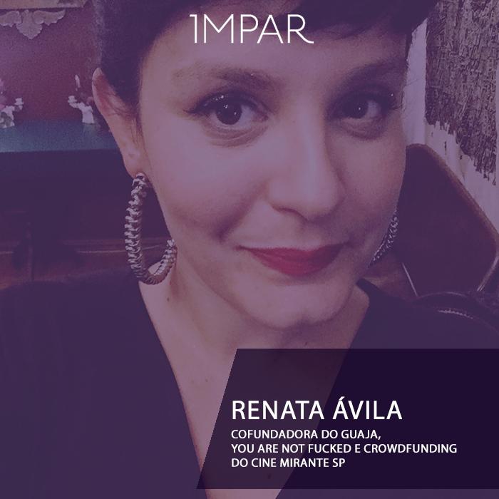 Renata Alamy - Cinemirante