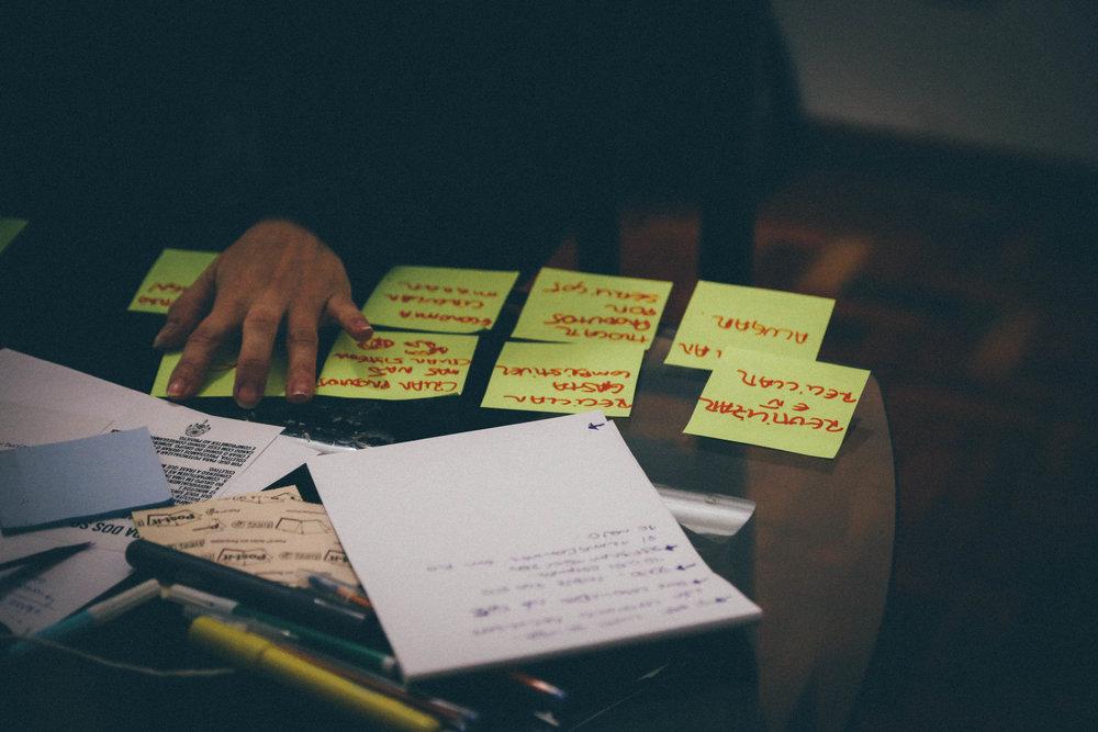 Treinamentos organizacionais -