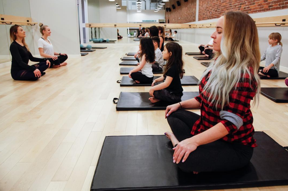 Grow Your Roots at Barre Fitness