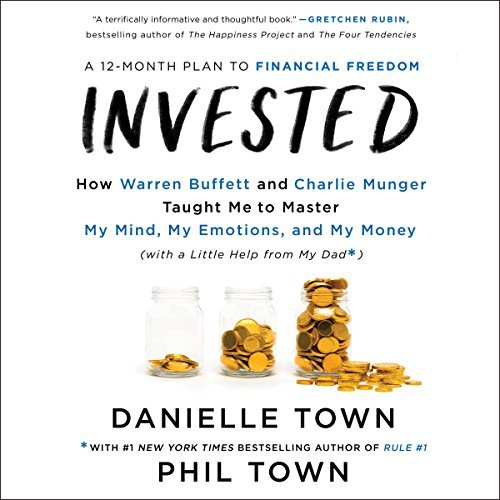 INVESTED  Capturing a warm, charming, and down-to-earth give and take between a headstrong daughter and her mostly patient dad,  Invested  makes the complex world of investing simple. Formulate your own investment plan - and to put it into action.