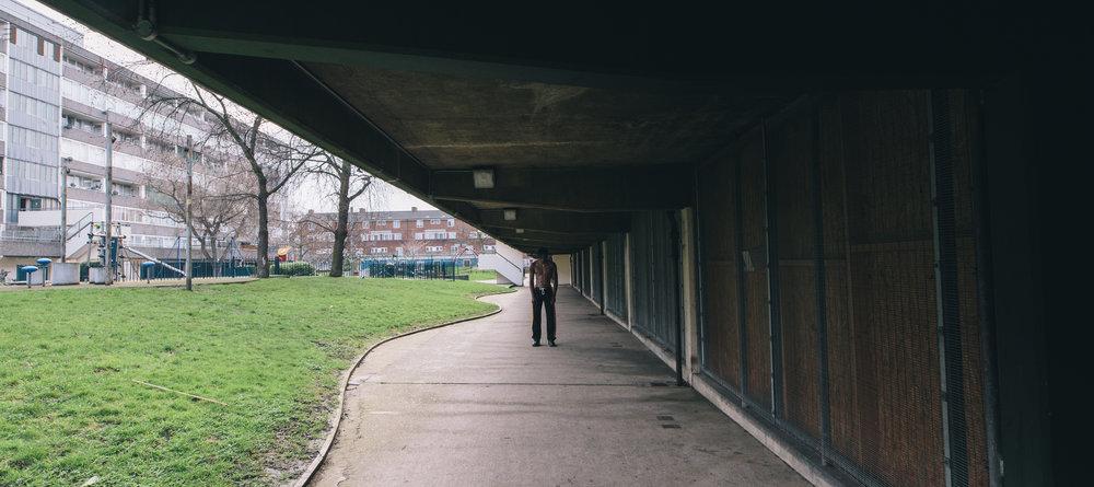 Second Shoot: Aylesbury Estate