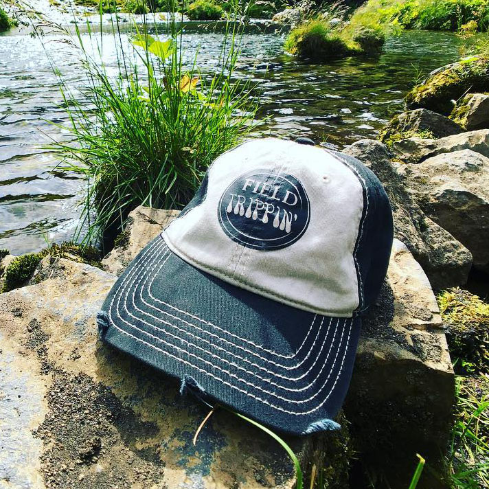 Field Trippin' Trucker Hat  $15