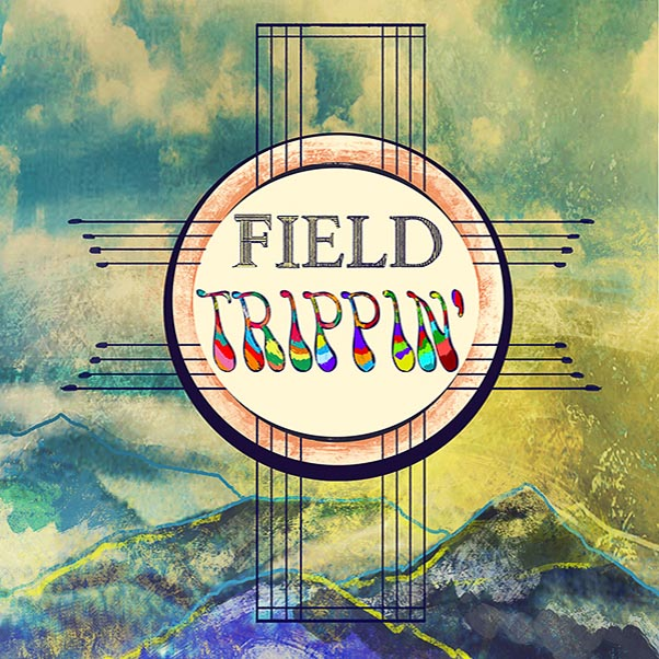 Field Trippin' Vinyl Stickers  $3