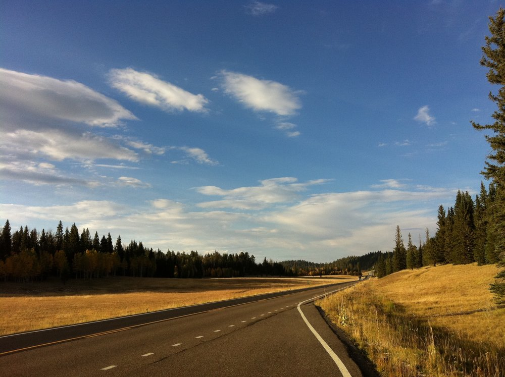 Somewhere in the USA - iPhone 4