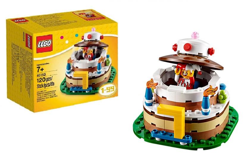 Lego Birthday Table Decoration Set 40153 Vintage Comics And Toys