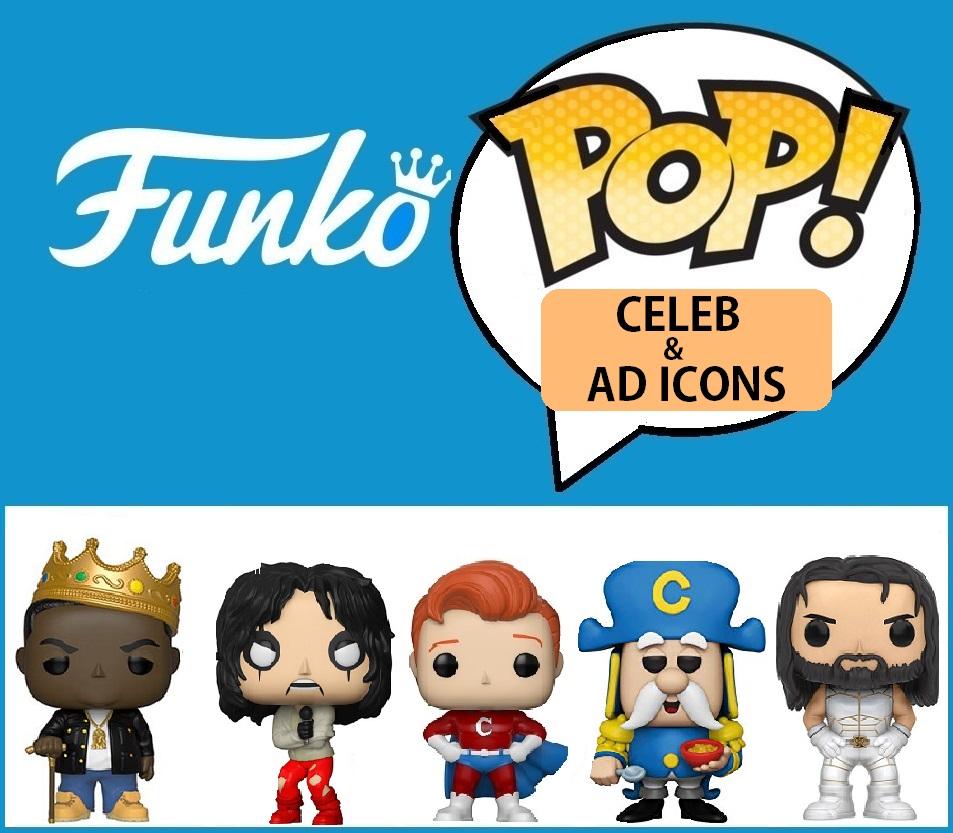 Celebrities/Icons