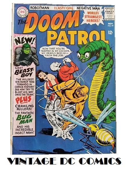 VINTAGE DC COMICS
