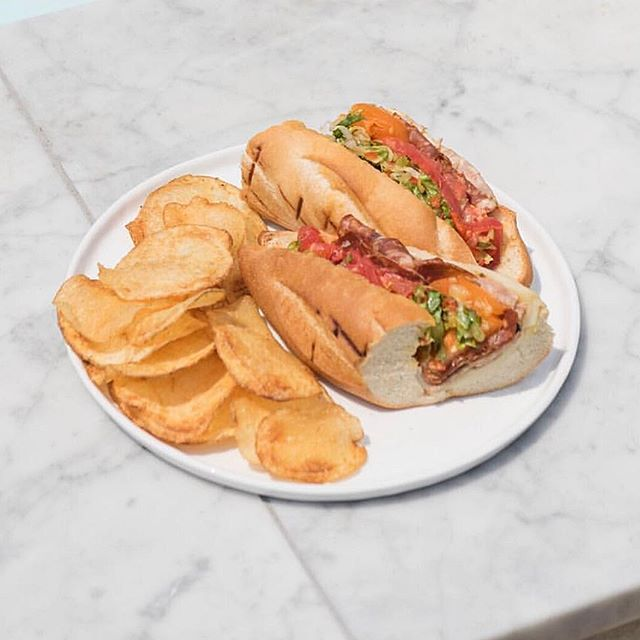 Have you tried the new Italian Sandwich? It's available throughout September at all @tendergreens locations! ⠀⠀⠀⠀⠀⠀⠀⠀⠀ 📸: @tendergreens