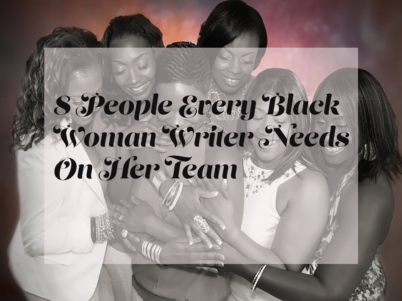 BlackWomanWriterTeam