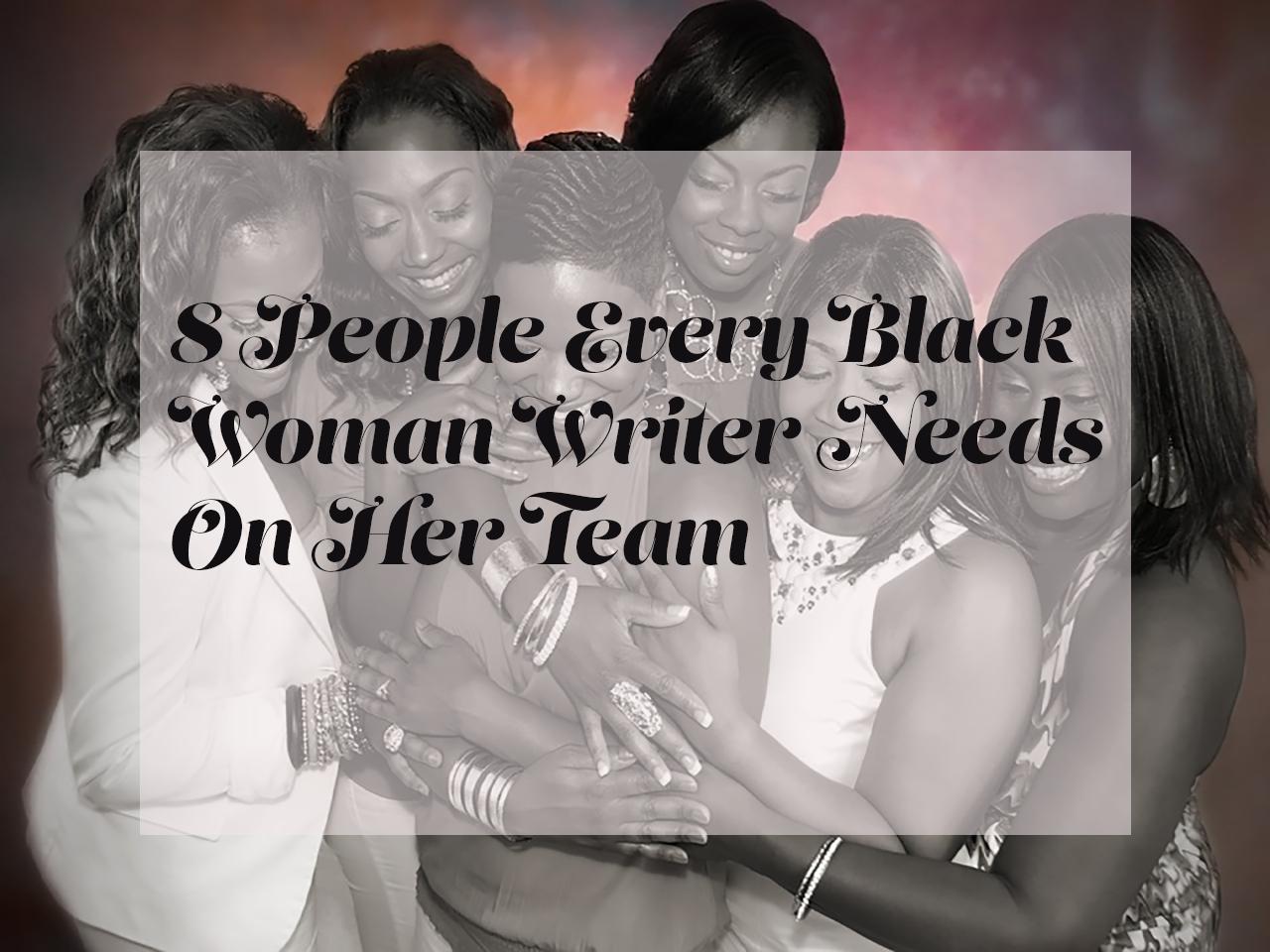 BlackWomanWriterTeam
