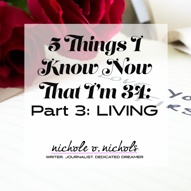 5Things I Know_Living
