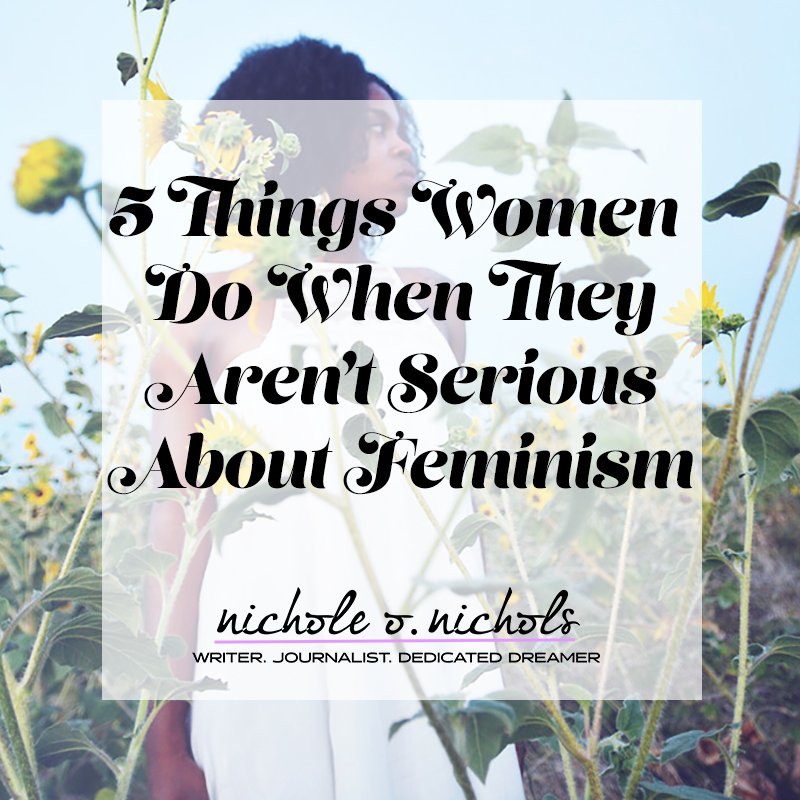 5thingswomendonotseriousaboutfeminism