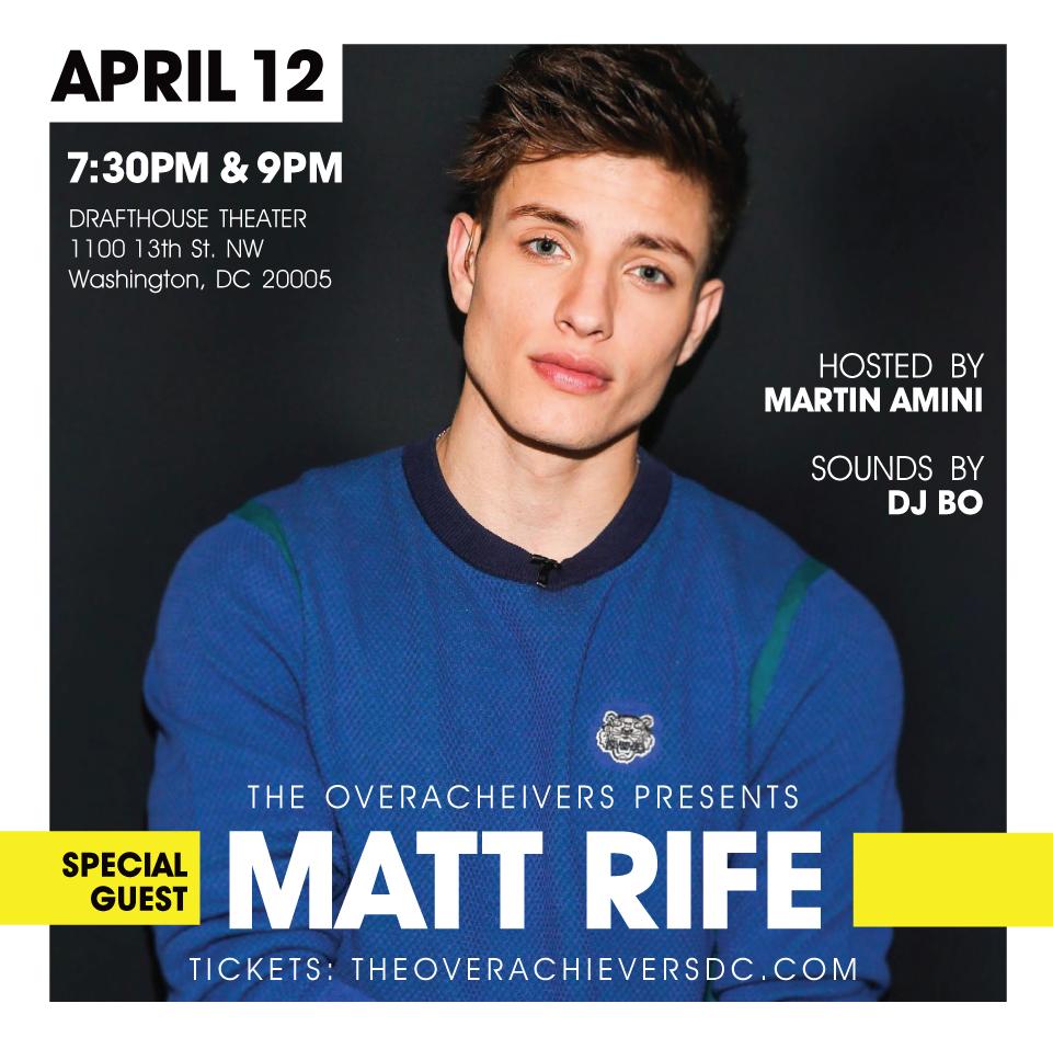 Matt Rife Overachievers