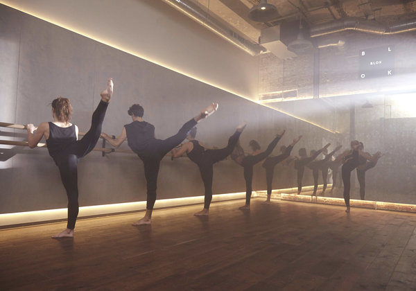 5 OF LONDON'S COOLEST WORKOUTS- TRIED AND TESTED BY US