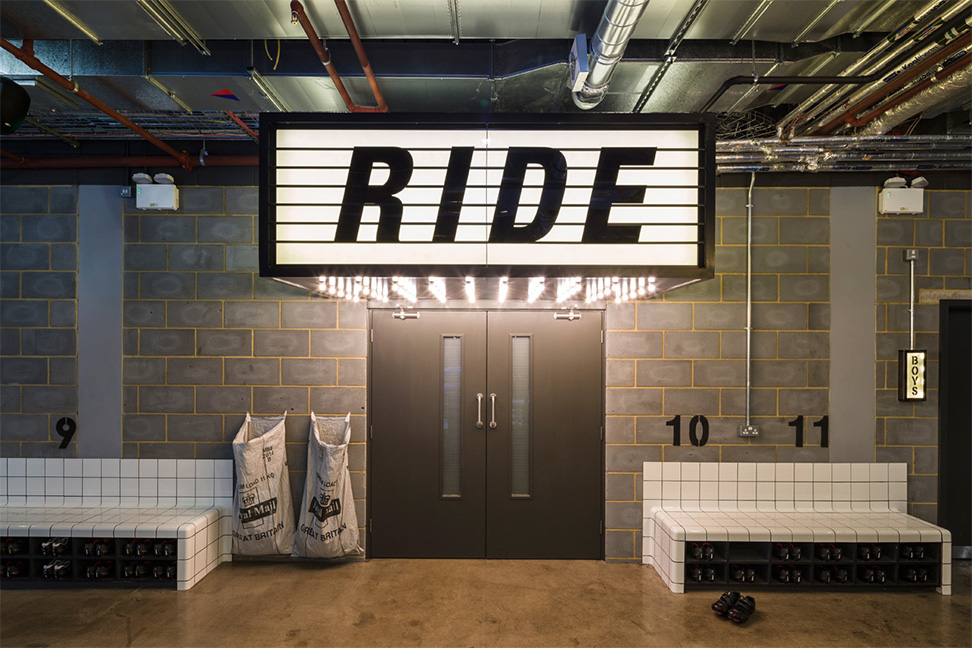 WORKOUT REVIEW: 1REBEL'S 'RIDE'
