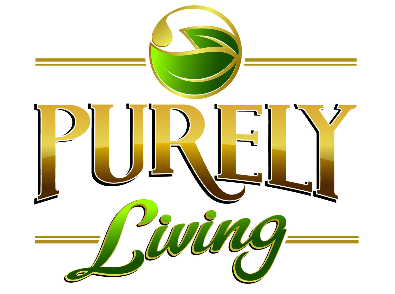 Purely Living Kombucha