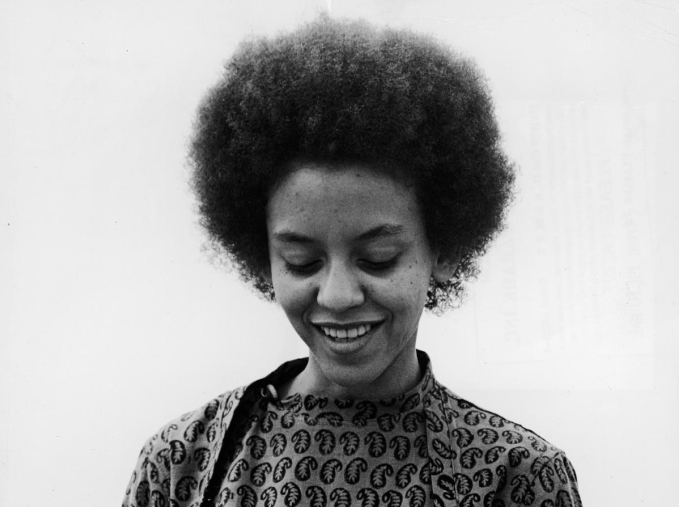 Nikki Giovanni - Image via NBC Washington.