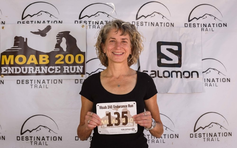 Susan Donnelly finds the courage and confidence to run Moab 200-mile ultramarathon