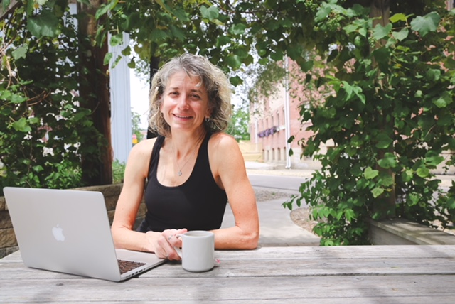 Susan Donnelly's ultramarathon mindset tip - look at the success in your year instead of failure