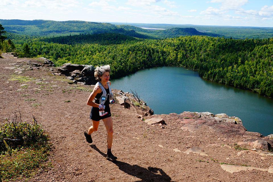 Susan Donnelly runs dream 100-mile ultramarathon Superior Sawtooth 100