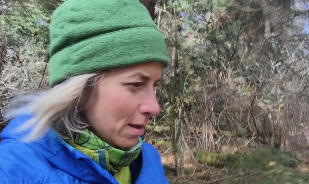 Susan Donnelly shares running mindset tip when you compare and despair