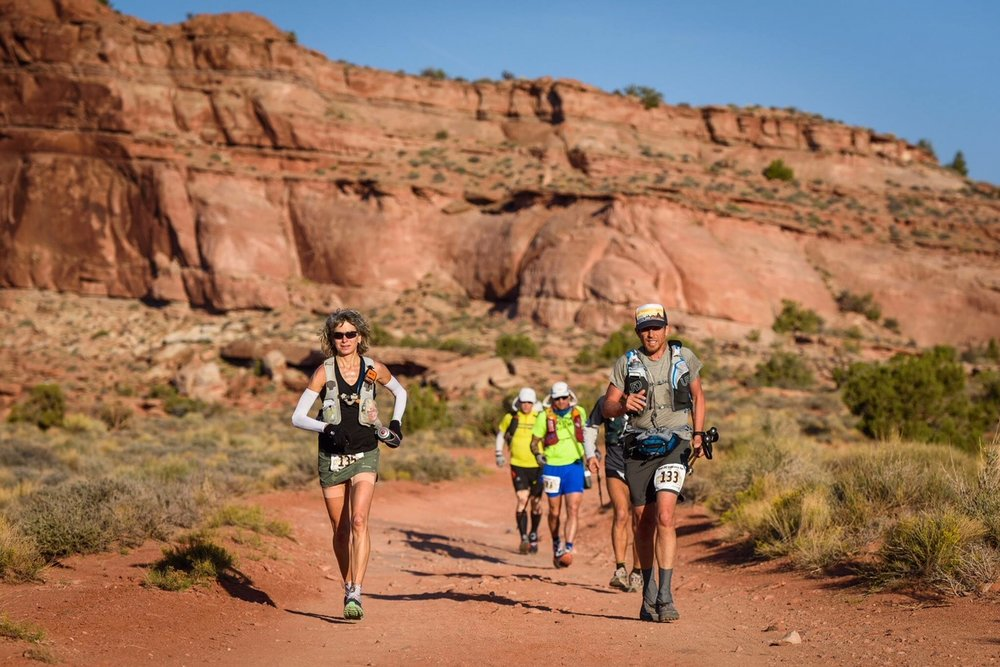 Ultramarathon mindset coach Susan Donnelly is one of few women in the Moab 200-mile race