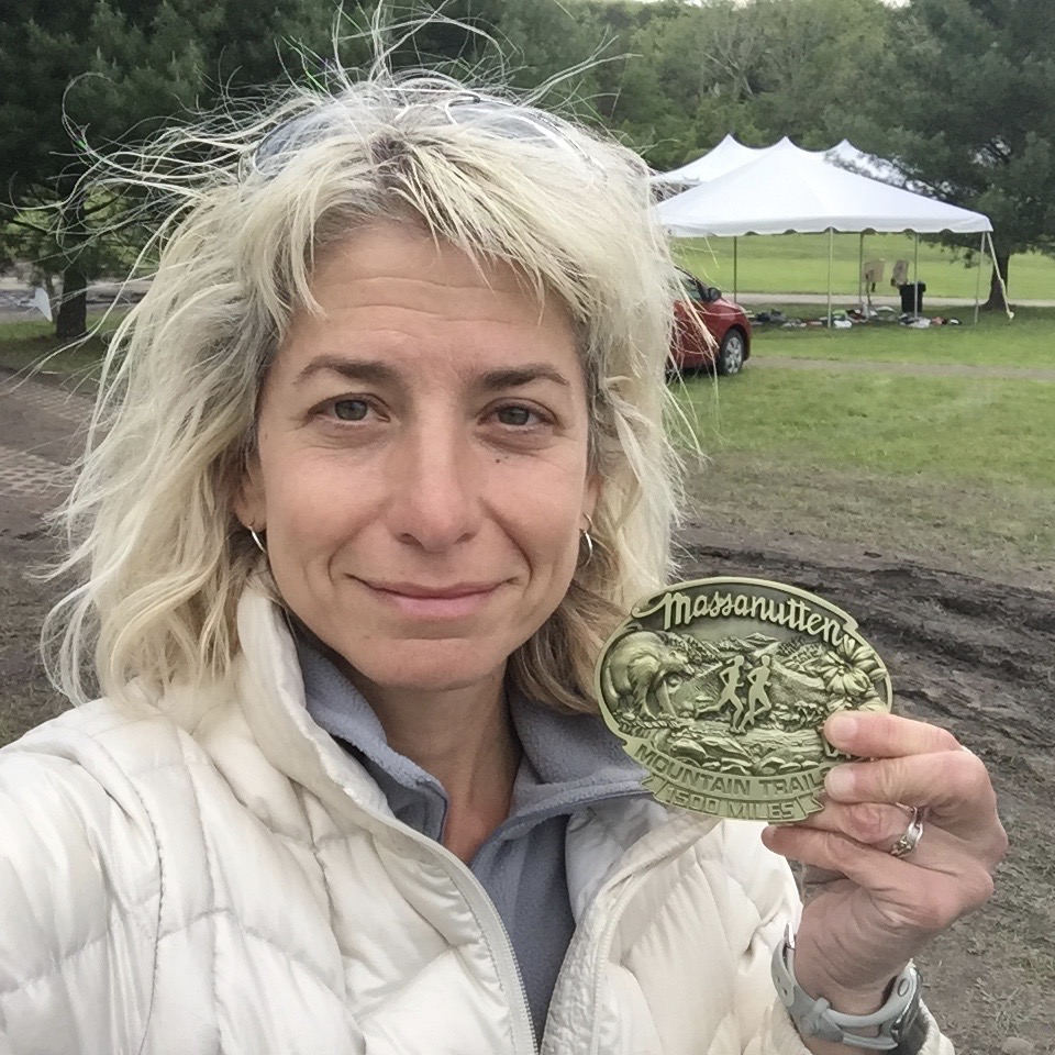 Ultramarathon mindset coach Susan Donnelly uses mental toughness instead of tech to finish Massanutten 100-mile race