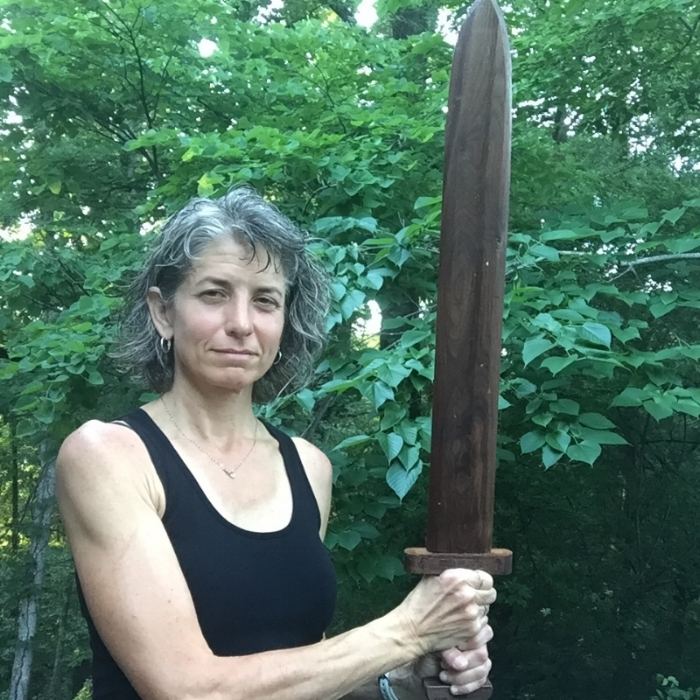 Ultrarunning mindset coach Susan Donnelly risked a chance to finish War Hammer 100 mile race