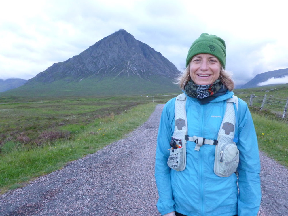 Susan Donnelly braved the negative thoughts to run West Highland Way Race in Scotland.
