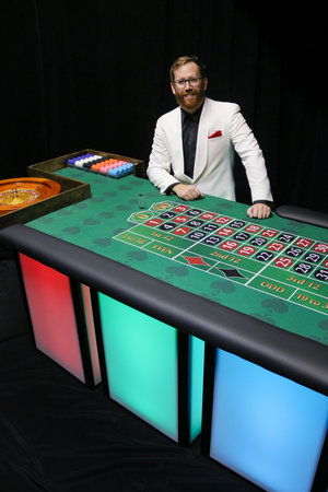 roulette booth