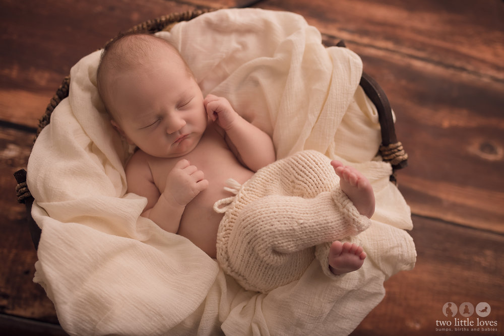 Warner Robins Newborn Photographer