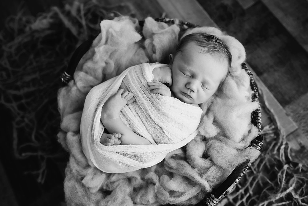 Middle Georgia Newborn Photographer