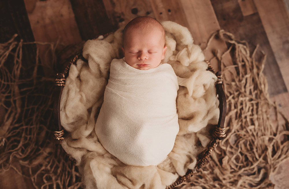 Oliver - Newborn Session