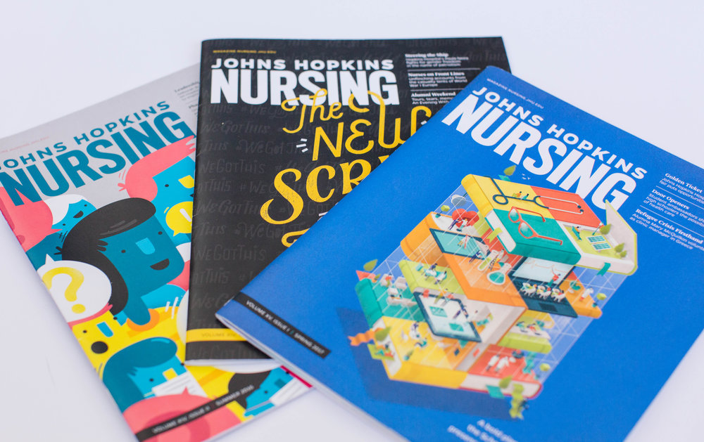 Johns Hopkins School of Nursing — Magazine