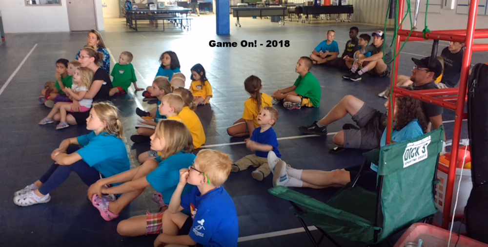 Game On! - 2018