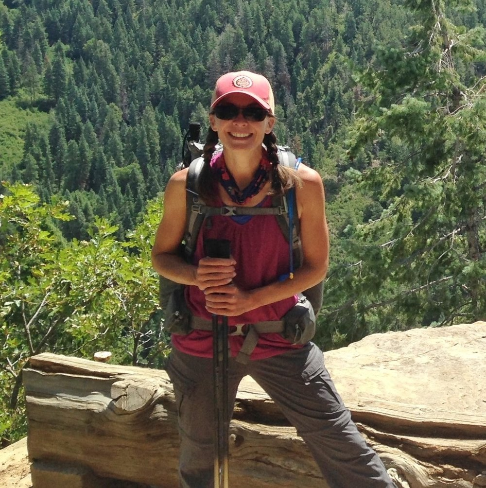 "AUTHOR  I'm writing  personal essays  and a  memoir  about thru-hiking the 500-mile Colorado Trail and lessons learned along the way. As of January 2019, I have two related essays that I'm shopping around as I work on the rewrites of my manuscript.  In 2016, I set off to hike the Colorado Trail to run away from my problems, including thoughts of killing myself. With the ashes of my father stowed in my backpack, I wandered for five weeks through the wilderness to start living, or die trying. And I did almost die, alone, caught in a fierce electrical storm on top of a remote alpine mesa with nowhere to hide. My memoir recounts that harrowing experience, the influence of my father's suicide attempts on my psyche, his legacy of profound love, and the journey to honor my dad's life by first honoring my own.  I have something new to say about suicide contagion, living and dying on our own terms, pushing through fears to gain some hard-won self-acceptance, and the indelible mark we each leave on this world.  I give presentations about my experience on the CT, including the much lighter, practical how-to talk ""Finding Yourself on the Colorado Trail"" where I share photos and personal stories, what worked and what didn't, and how to plan for a successful thru-hike."