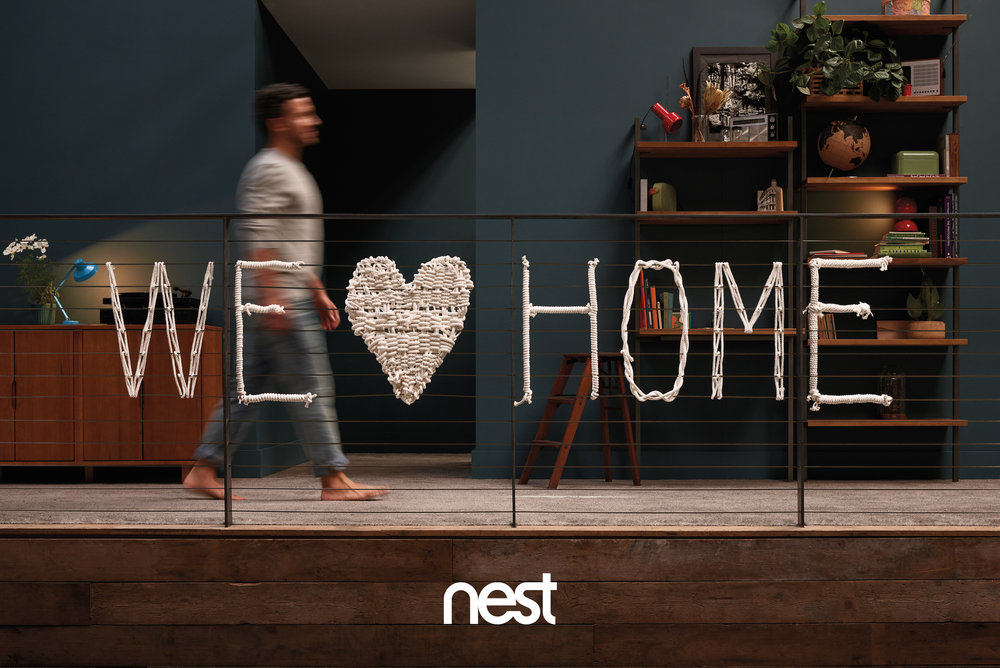 Nest Hello video doorbell. Launch campaign.