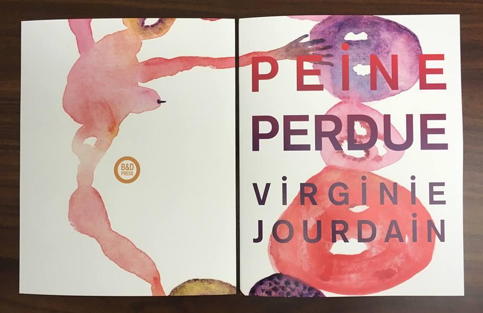 publication Peine Perdue, mars 2018