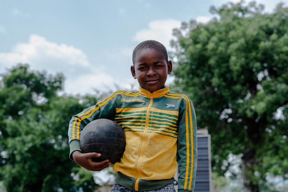 This young man is amazing with a soccer ball.