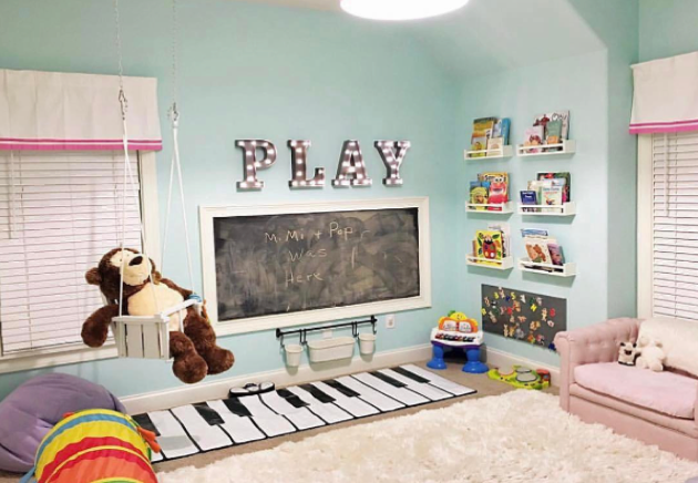 Decor For Kids, Dania Farhat, All About Playrooms