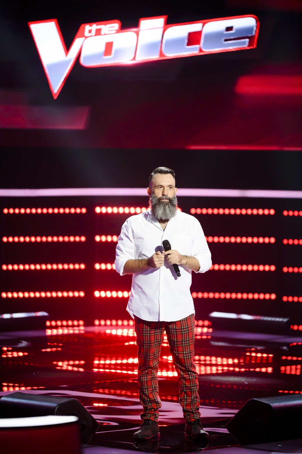 Blind Audition on season 7 of The Voice.