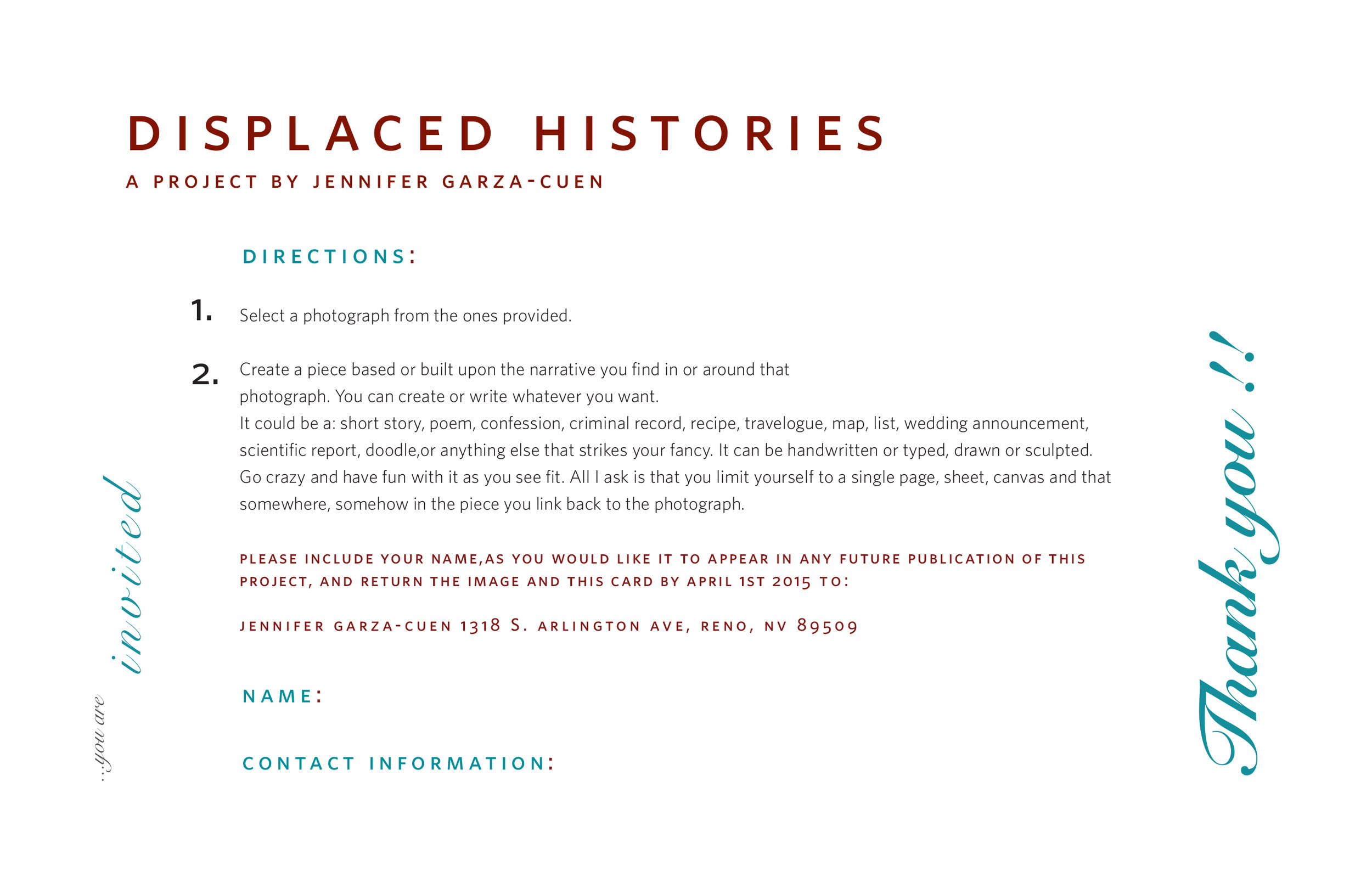 Displaced Histories Invite 2