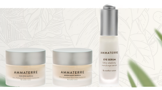 - AmmaterreMarula Products