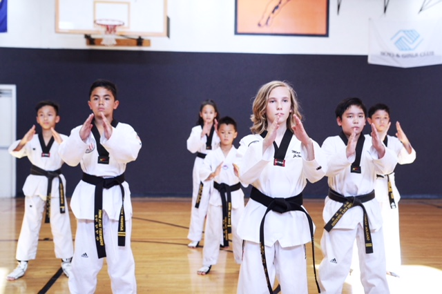 WHY TAEKWONDO? - Develop Self-DisciplineIncrease Self-EsteemImprove Listening and Attention SkillsEncourages Non-Violent Conflict ResolutionLearn the Importance of Respect to Parents, Teachers, and Elders