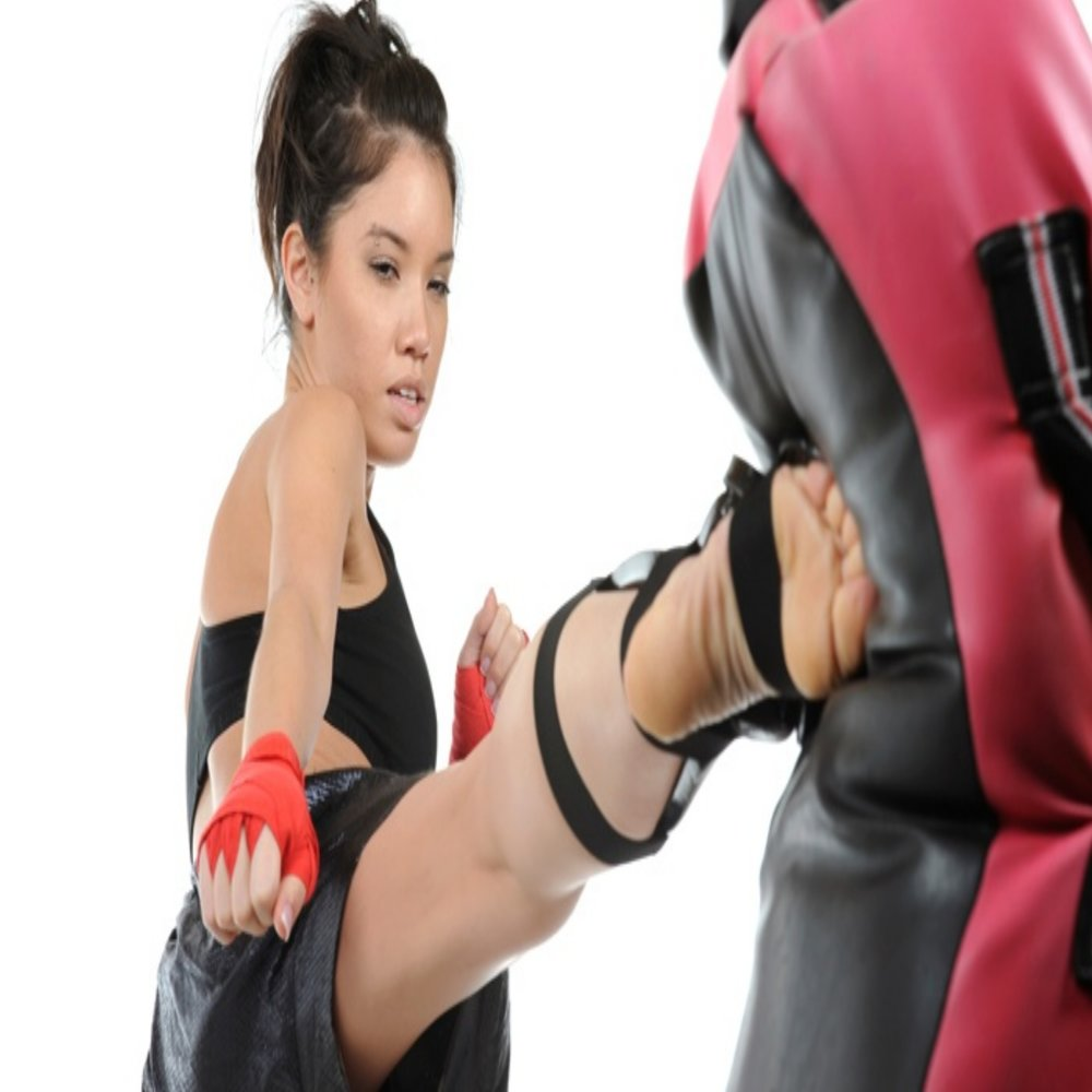 MARTIAL ARTS FITNESS - - LEARN HOW TO THROW A CLEAN PUNCH AND KICK WHILE STILL GETTING AN AWESOME WORKOUT- UNDERSTAND HOW TO APPLY PUNCHES AND KICKS IN BOTH COMBAT AND SELF-DEFENSE- LEARN DIFFERENT STYLES SUCH AS TAEKWONDO AND BOXING