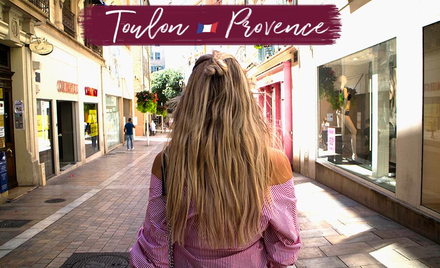 TOULON - PROVENCE — Rachel Winter