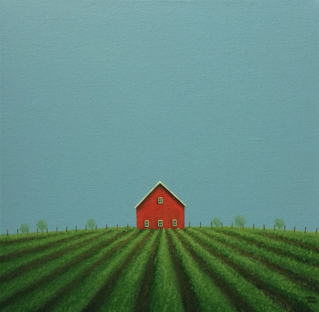 barn rows 12 x 12 site Sharon France.jpg